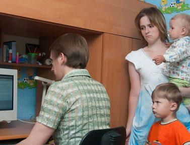 강박증: 그 아버지에 그 아들, 강박적인 남편은 자녀와 배우자를 무력하게 만든다.