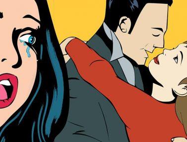 중독된 사랑: 왜 내가 사랑한 남자들은 늘 나를 떠나갈까?